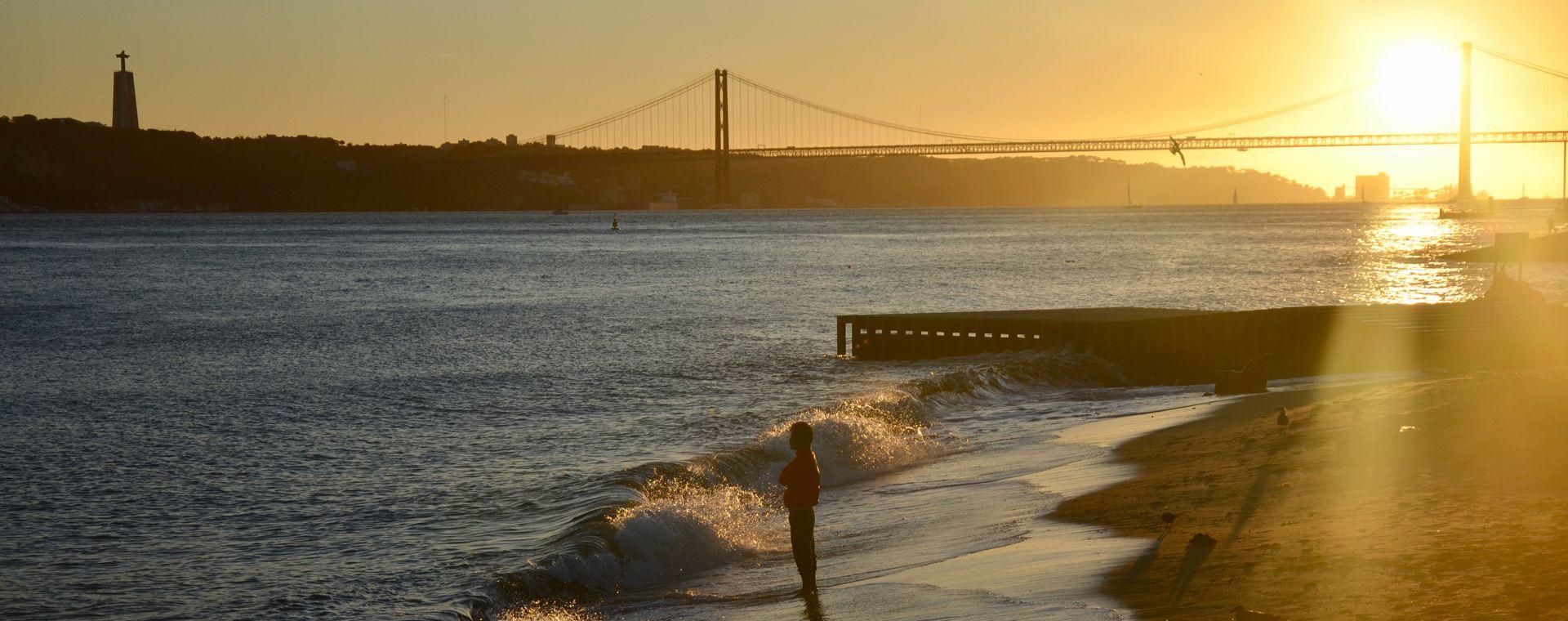 Image De Porto à Lisbonne à vélo