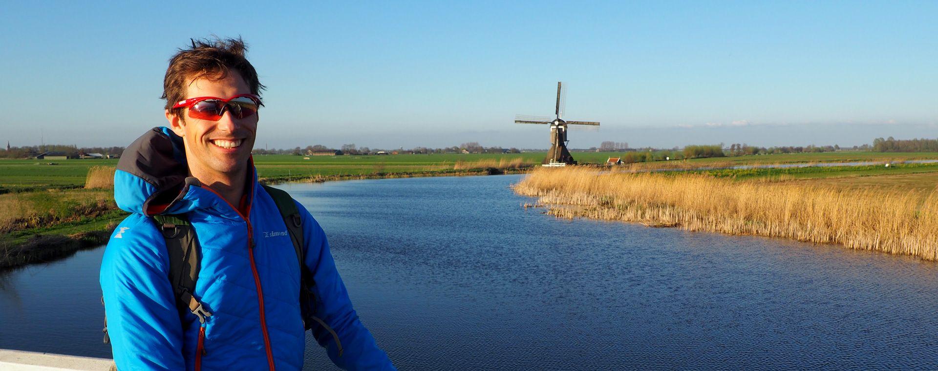 Image D'Amsterdam à Bruges à vélo & bateau, c'est Magnifique !