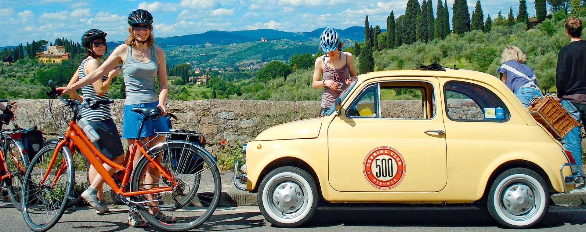 Image La Toscane : Florence, Sienne et le Chianti