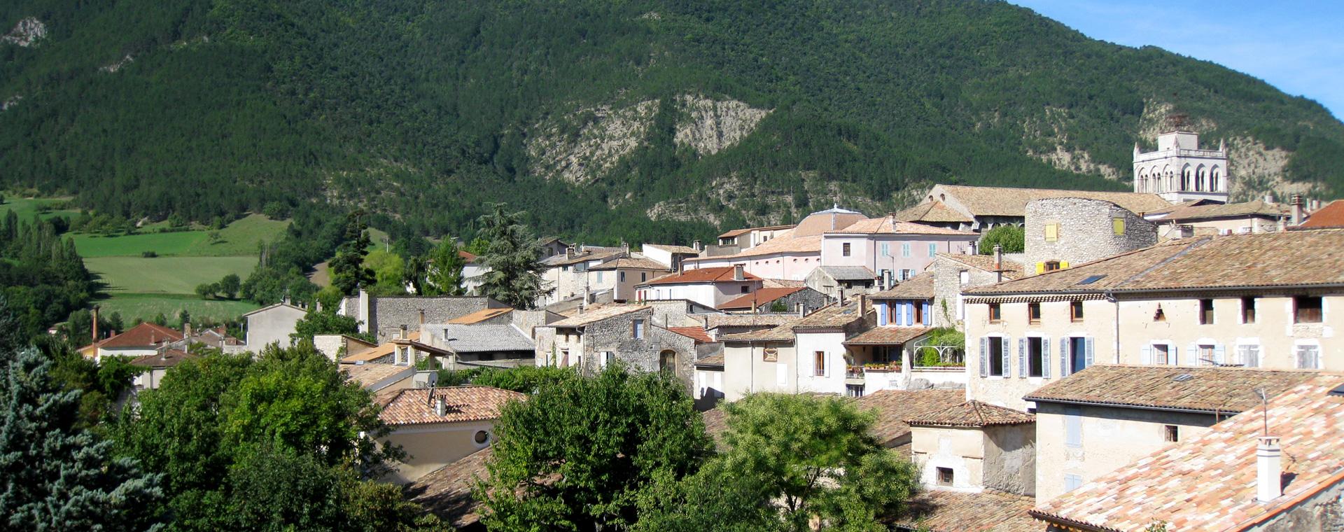 Voyage à pied France : Grand tour du Vercors