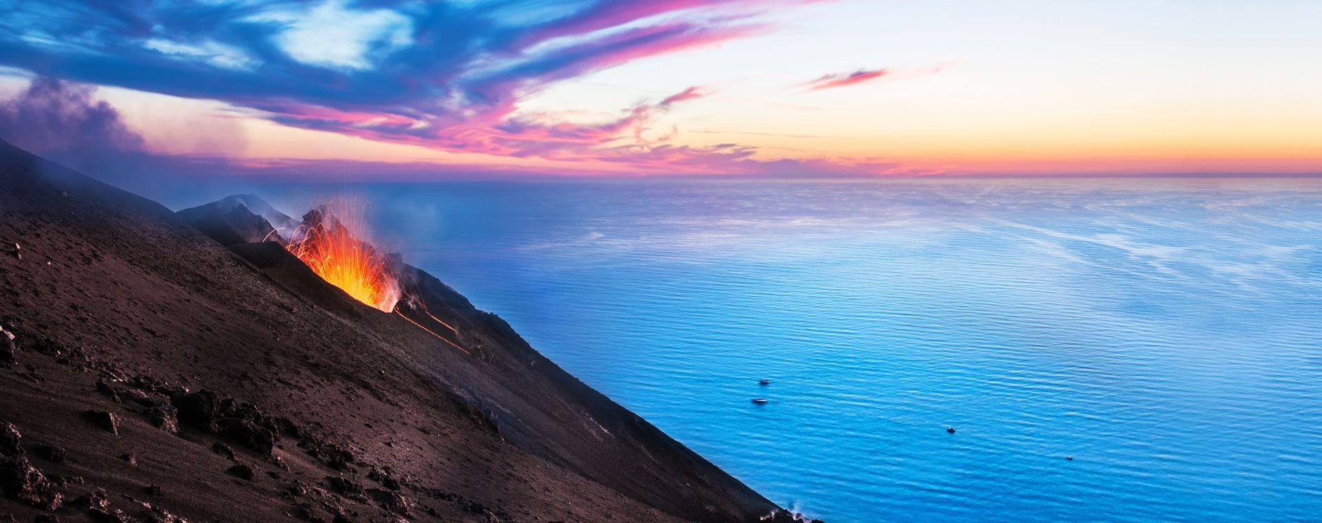 Image Les Îles Éoliennes, d'île en île
