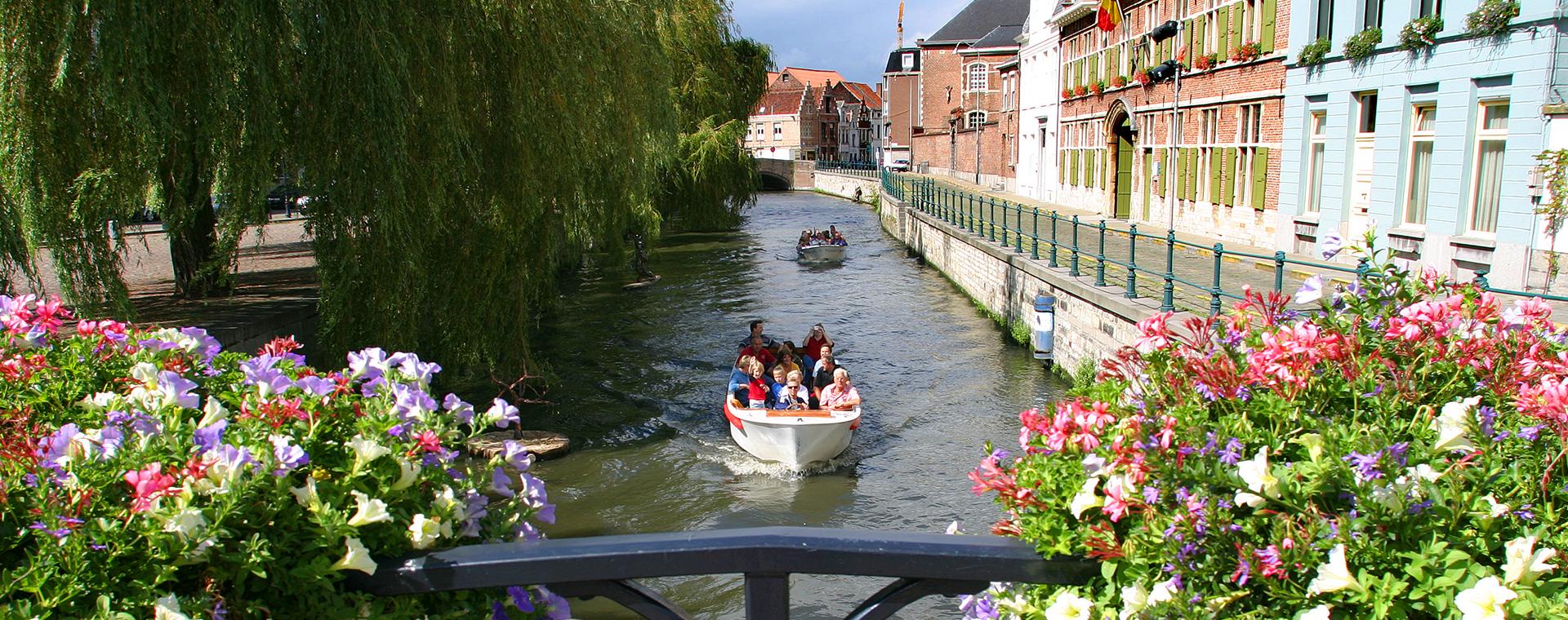 Image Les Flandres de Bruxelles à Bruges