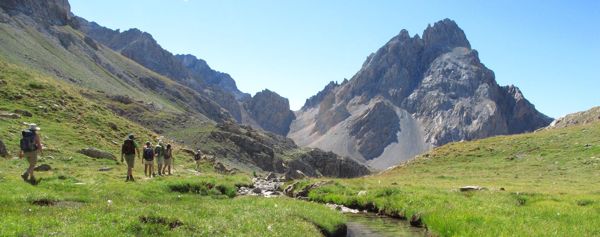 Image La Grande Traversée des Alpes, de Briançon à Menton