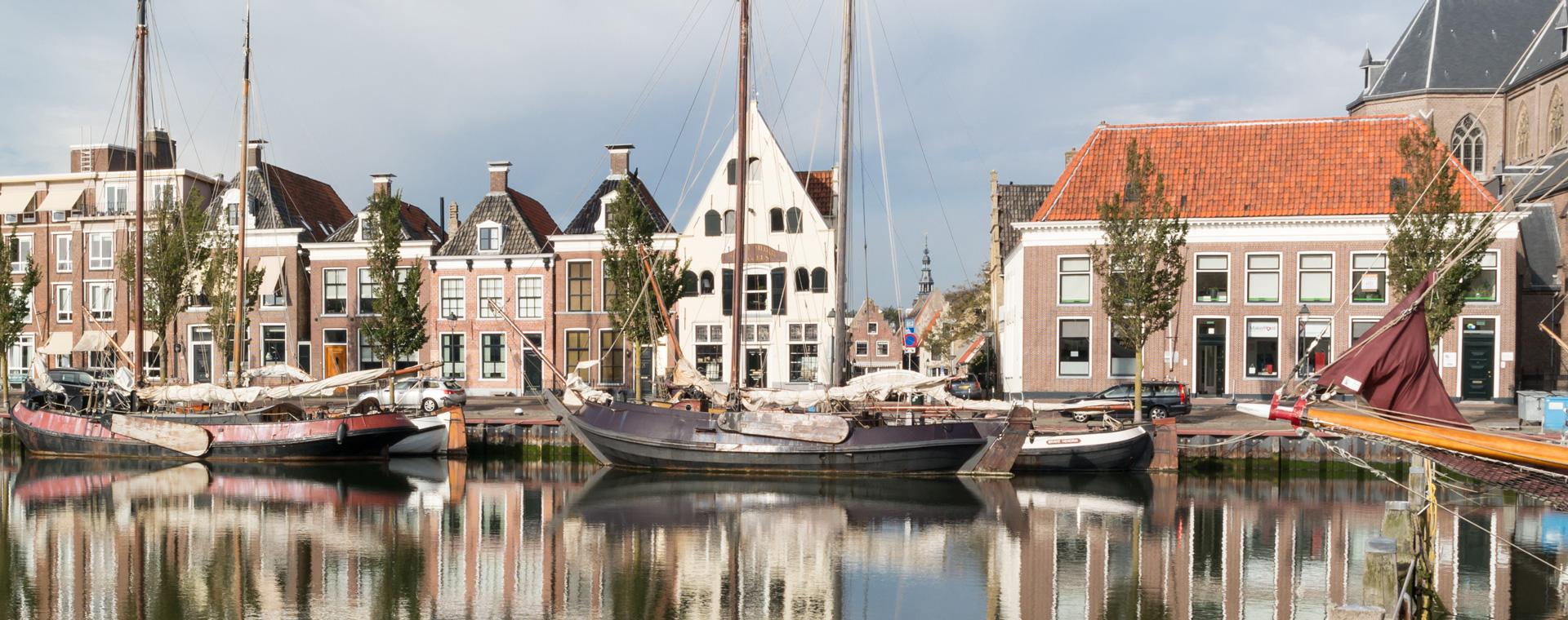 Voyage à pied Pays-Bas : Le Tour des onze villes frisonnes
