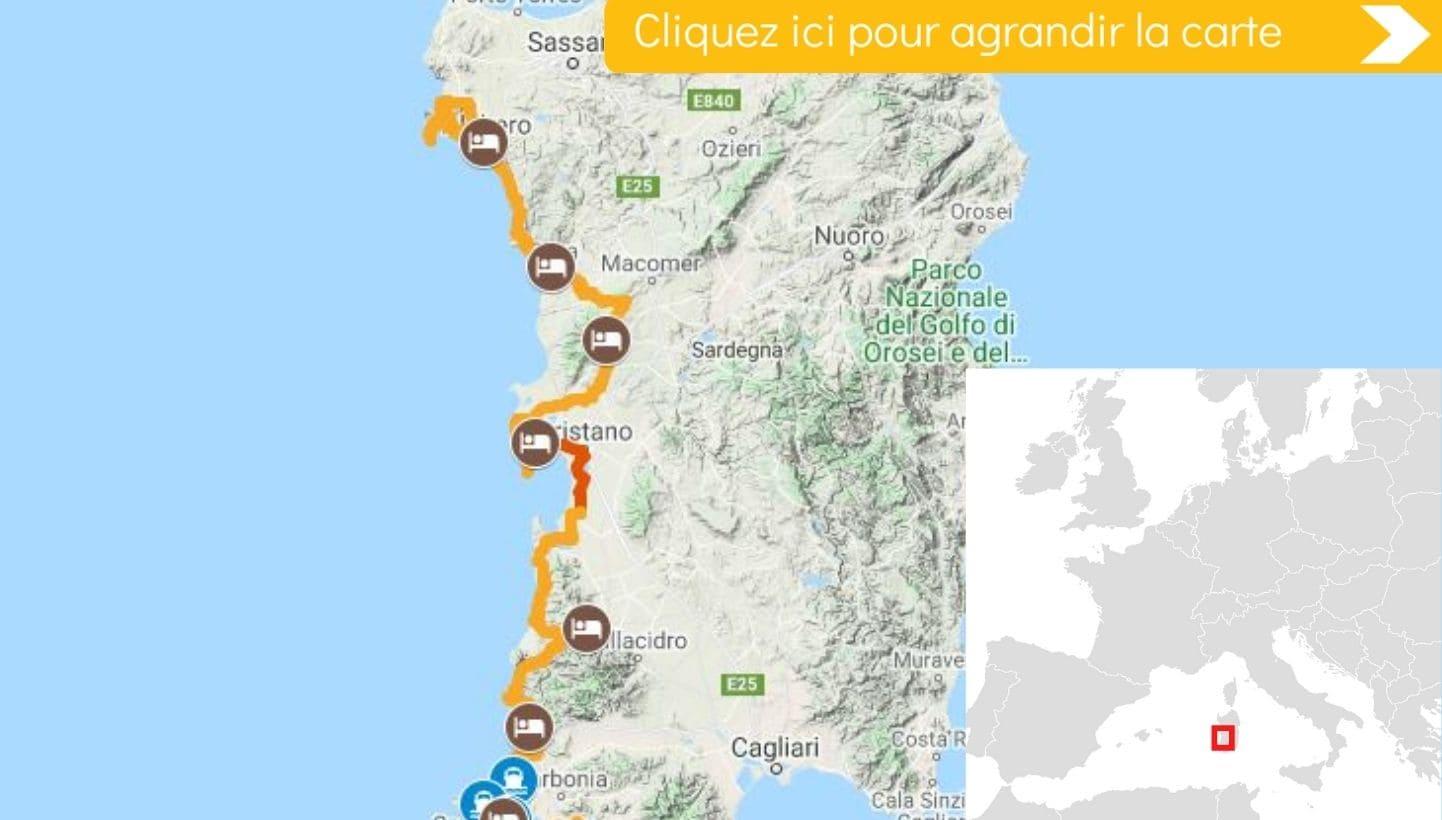 La Sardaigne, entre terre et mer