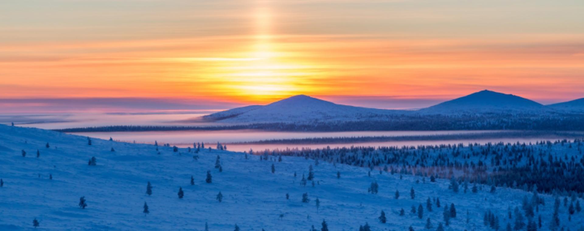 Voyage à thème : Séjour découverte à Kiilopää