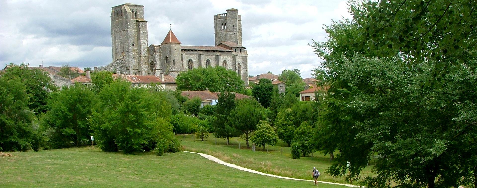 Image Chemins de Saint-Jacques : randonnée de Lectoure à Aire-sur-l'Adour
