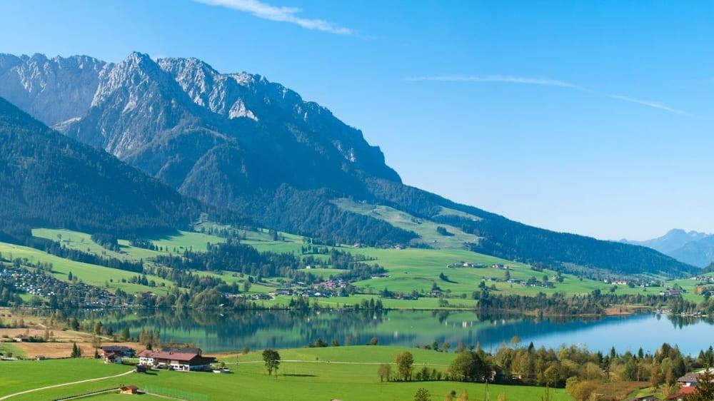 Image Les Montagnes de l'Empereur, le Kaisergebirge