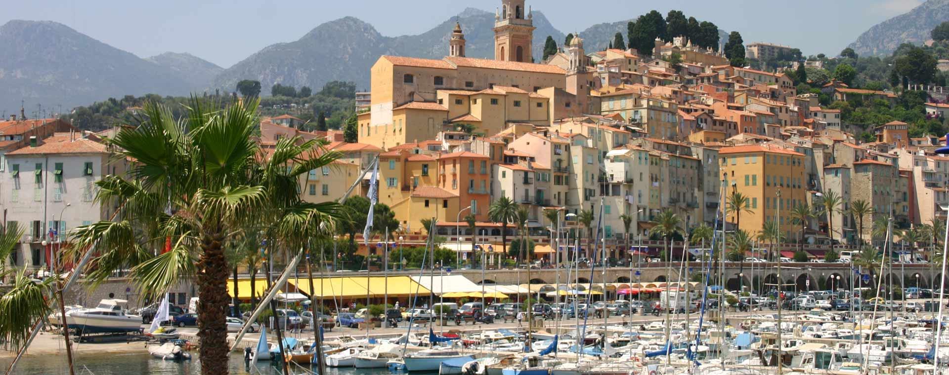 Voyage à pied : La Ligurie de Menton à San Remo