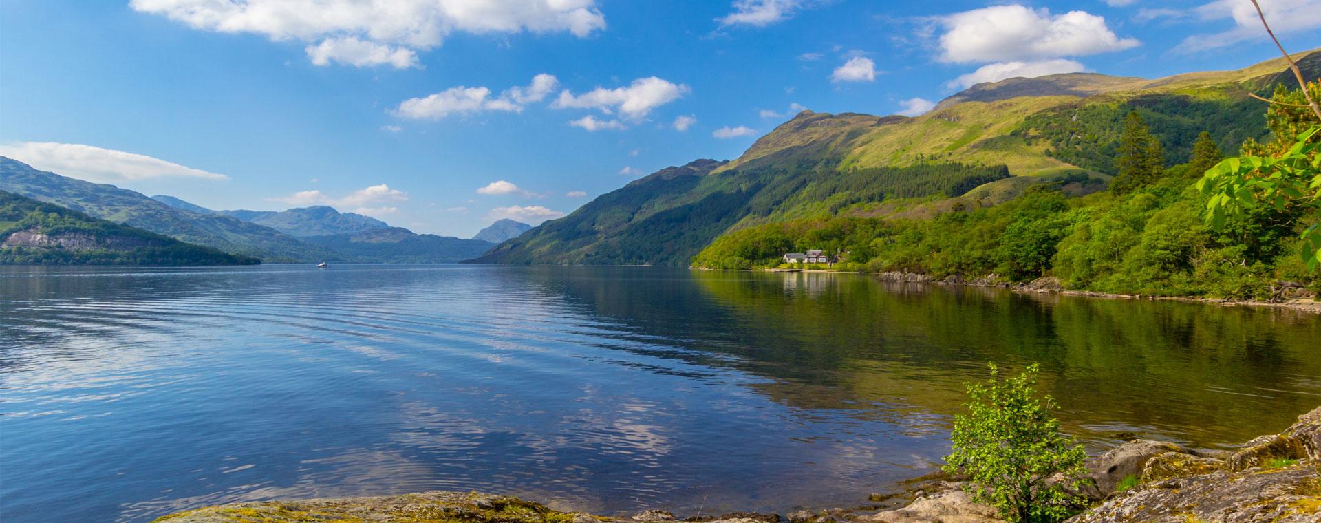 Voyage à pied : Écosse : la West Highland Way