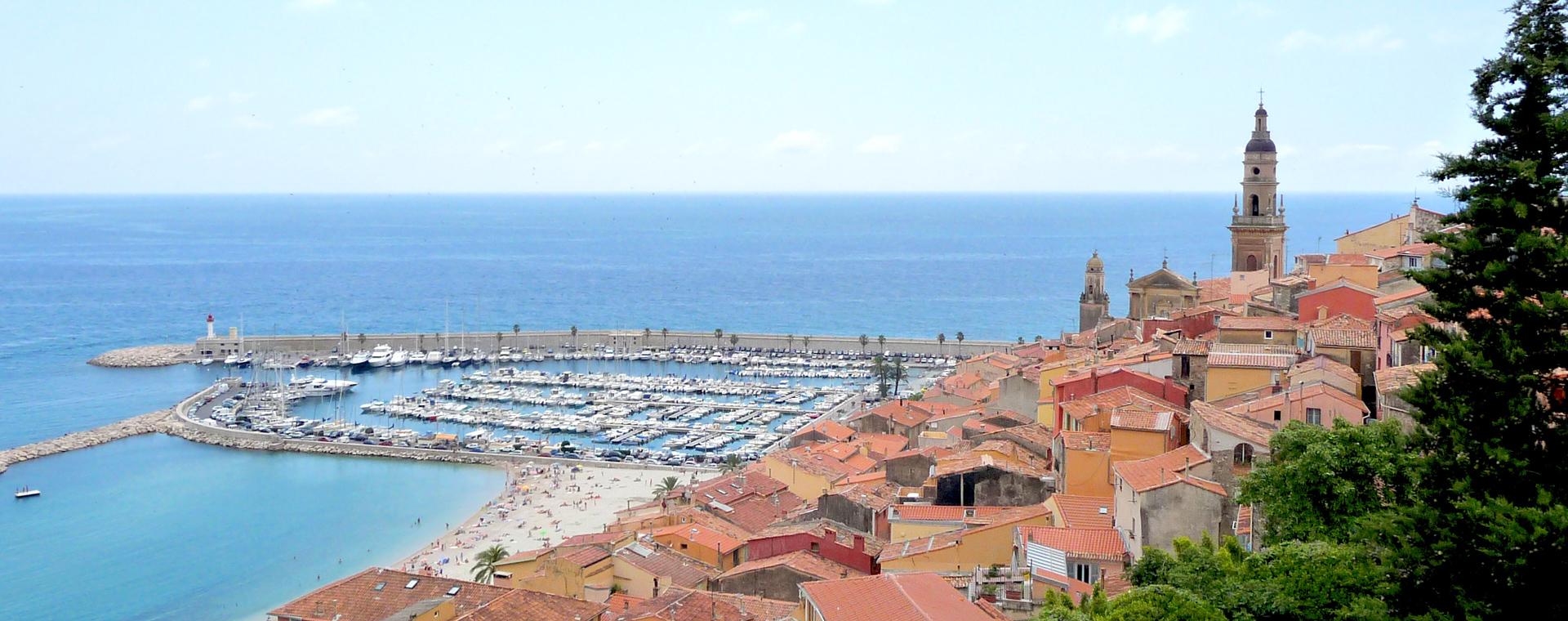 Voyage à pied : De Menton à San Remo, la Riviera Ligure