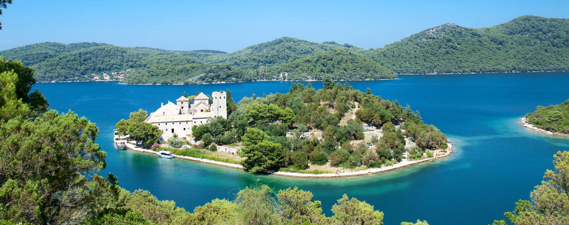 Voyage à pied : La Dalmatie et ses îles