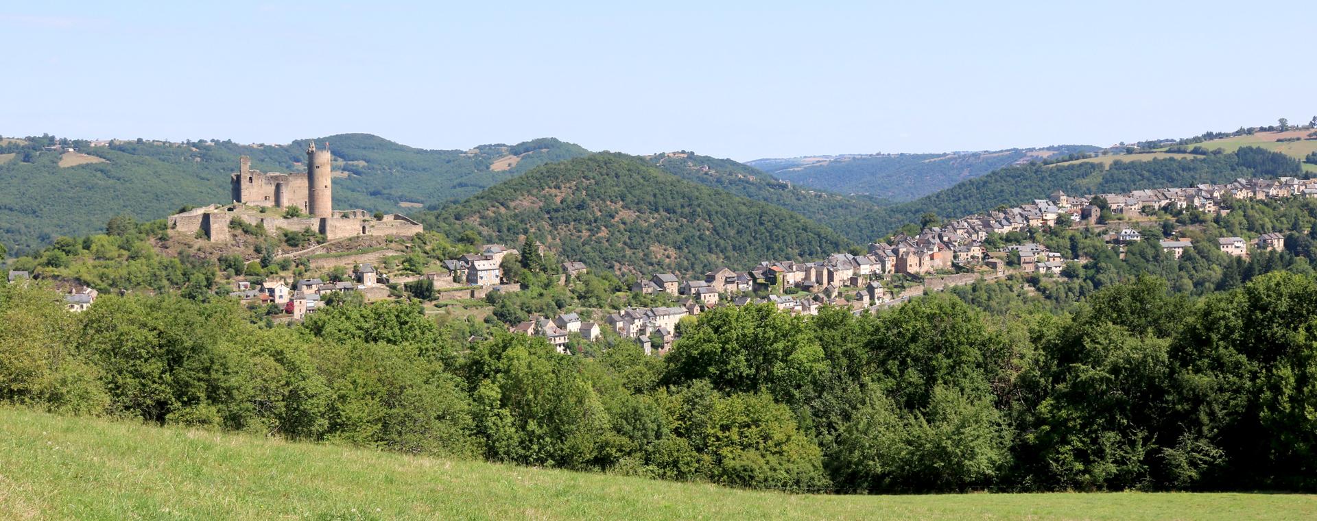 Image Patrimoines et Couleurs de l'Aveyron