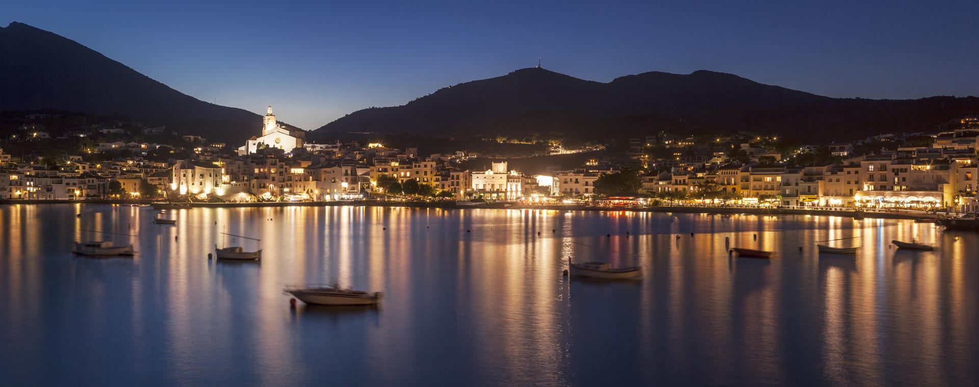 Voyage avec des animaux : Réveillon dans la baie de Cadaqués