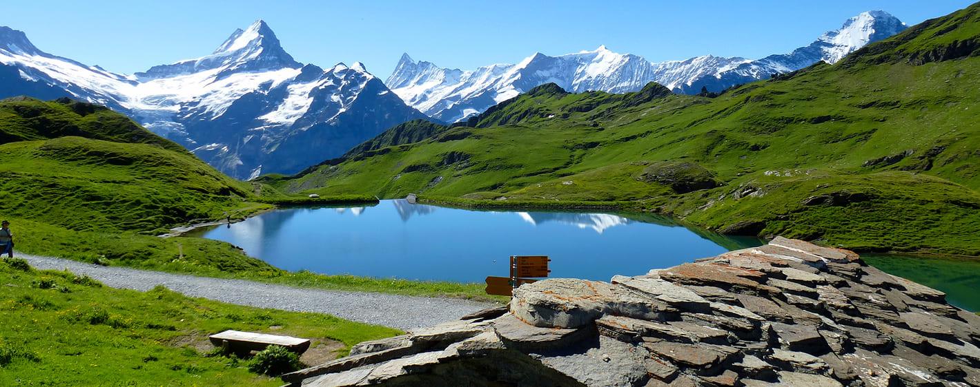 Image Traversée des balcons de l'Oberland