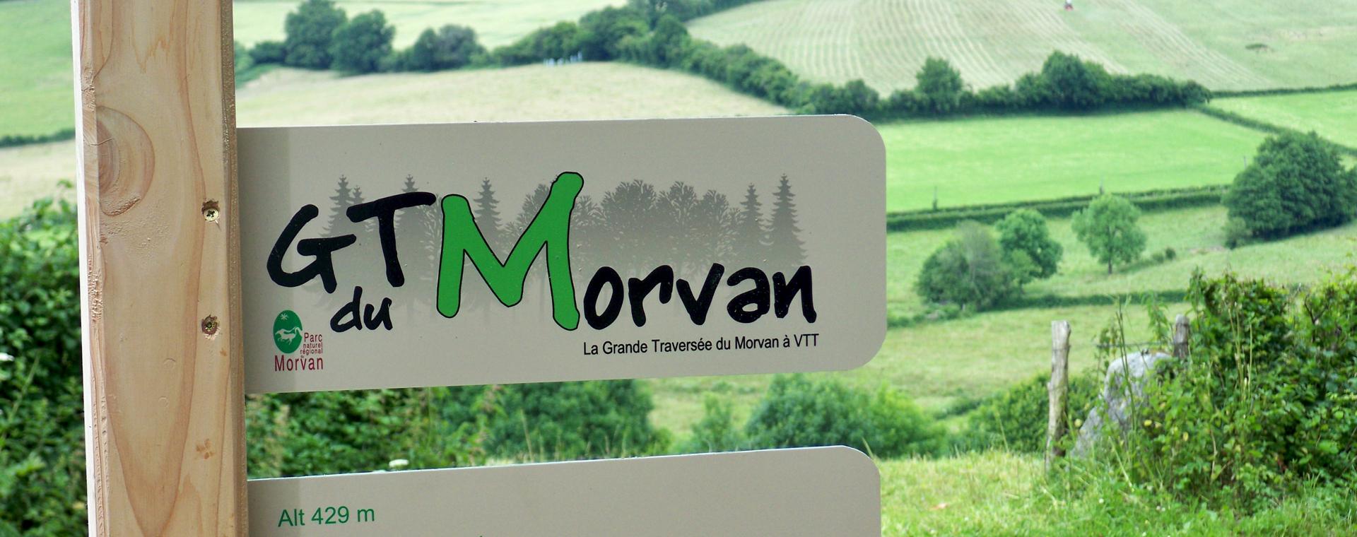 Image La Grande Traversée du Morvan à VTT