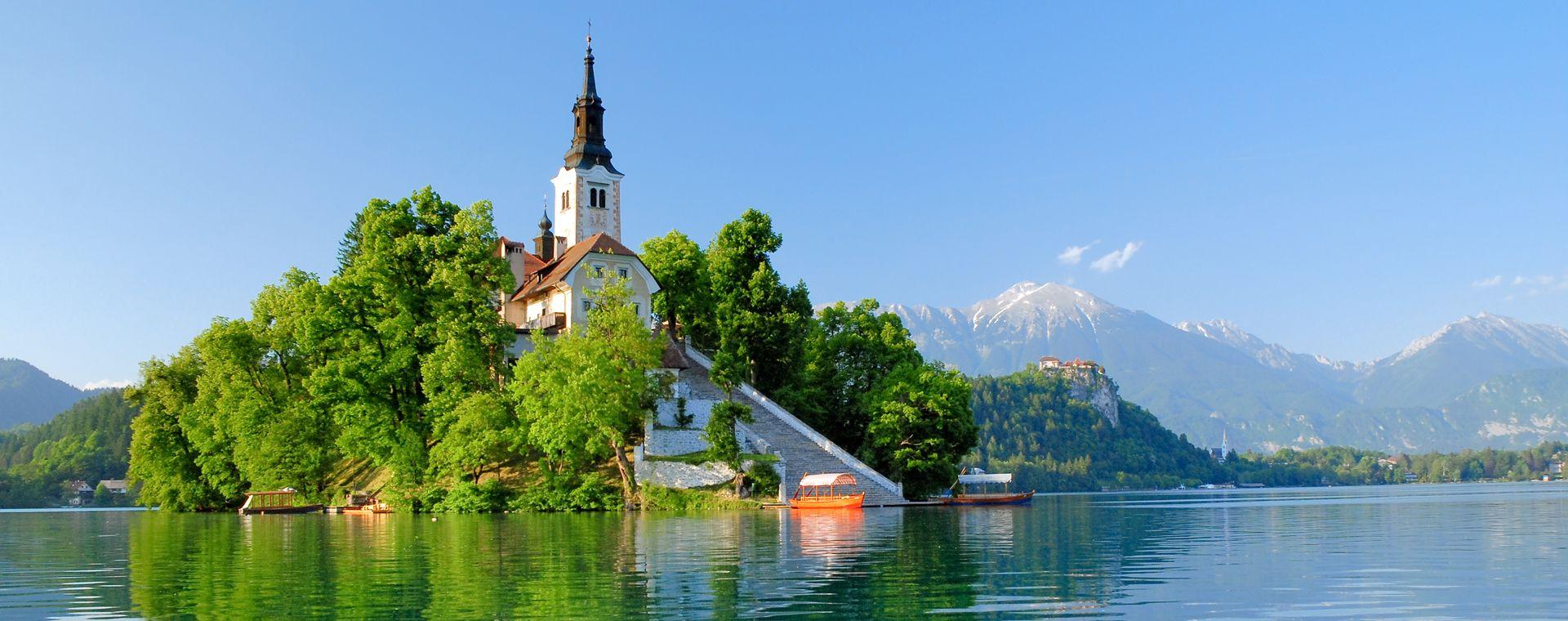 Image Slovénie, les Alpes authentiques