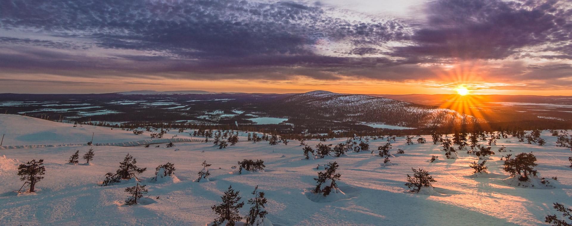 Image Levi, Laponie finlandaise