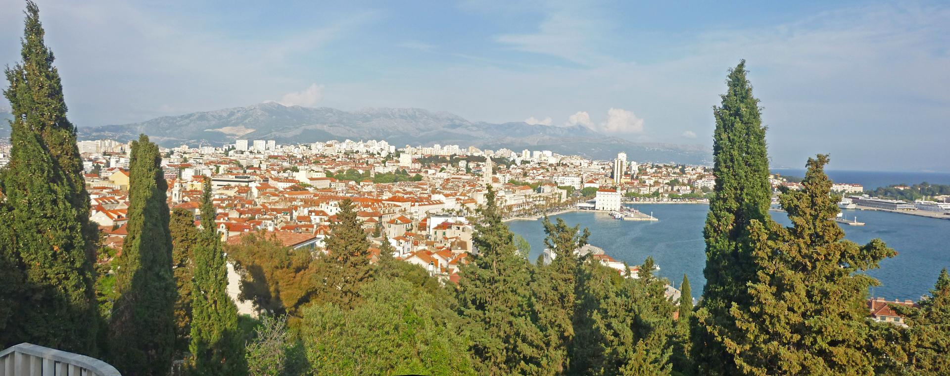 Voyage à pied : Croatie : îles et cités de la Dalmatie