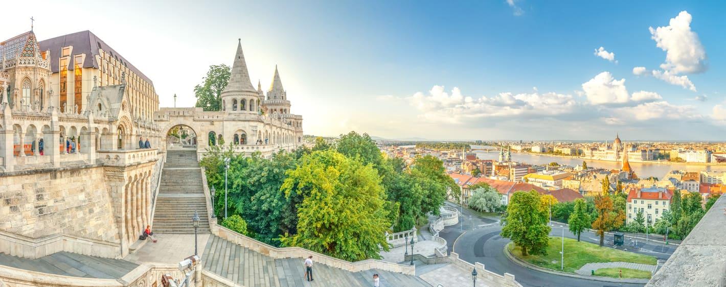 Image Le Danube de Passau à Budapest
