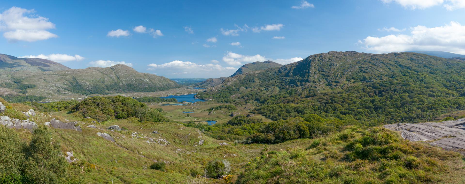 Image L'Anneau du Kerry et le parc national de Killarney
