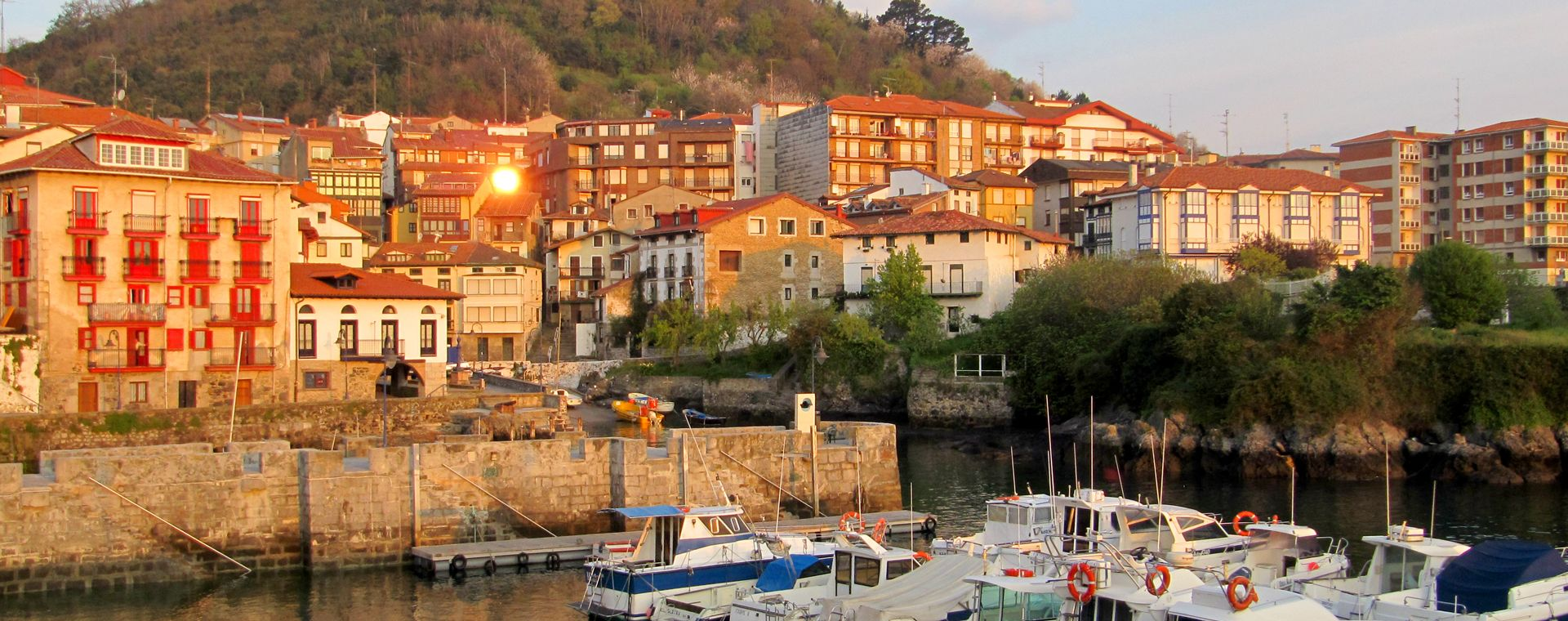 Voyage à pied : La Traversée de la côte basque, de Zumai à Bilbao