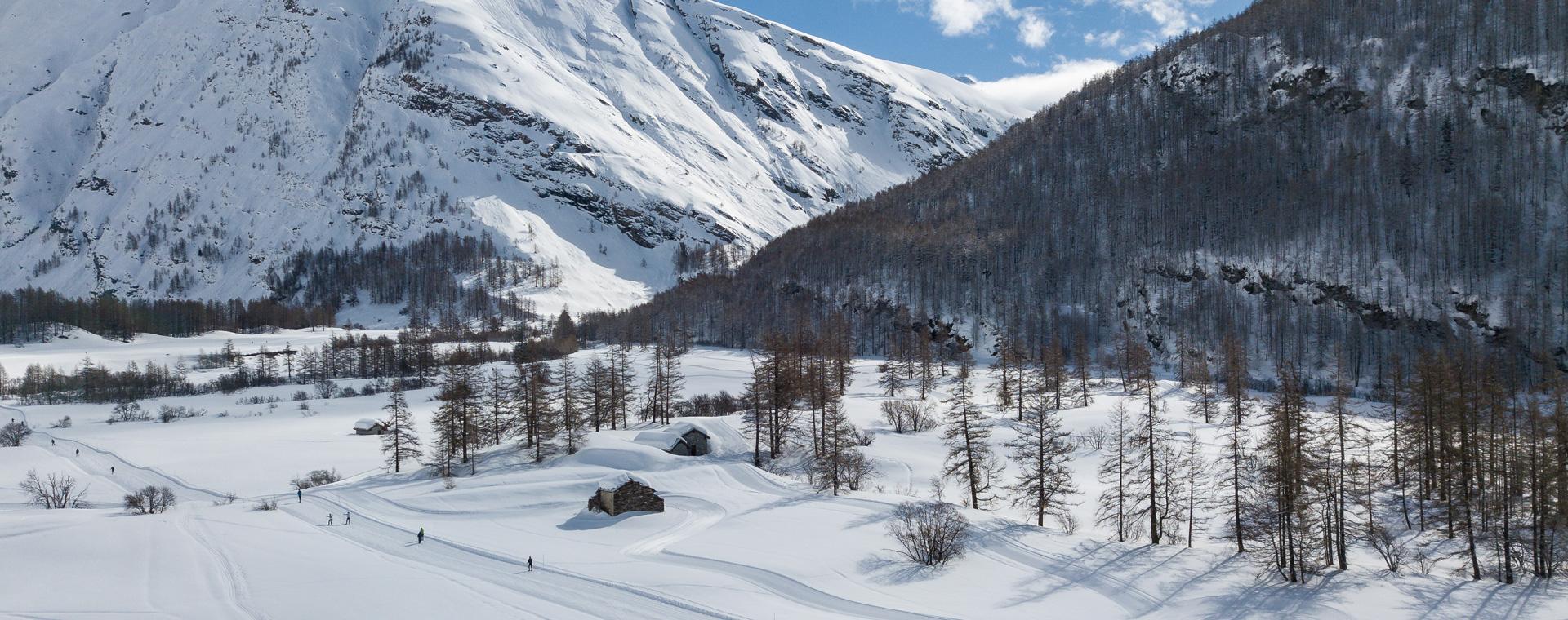 Voyage à la neige : Alpes du Nord : Bessans, les clés du skating