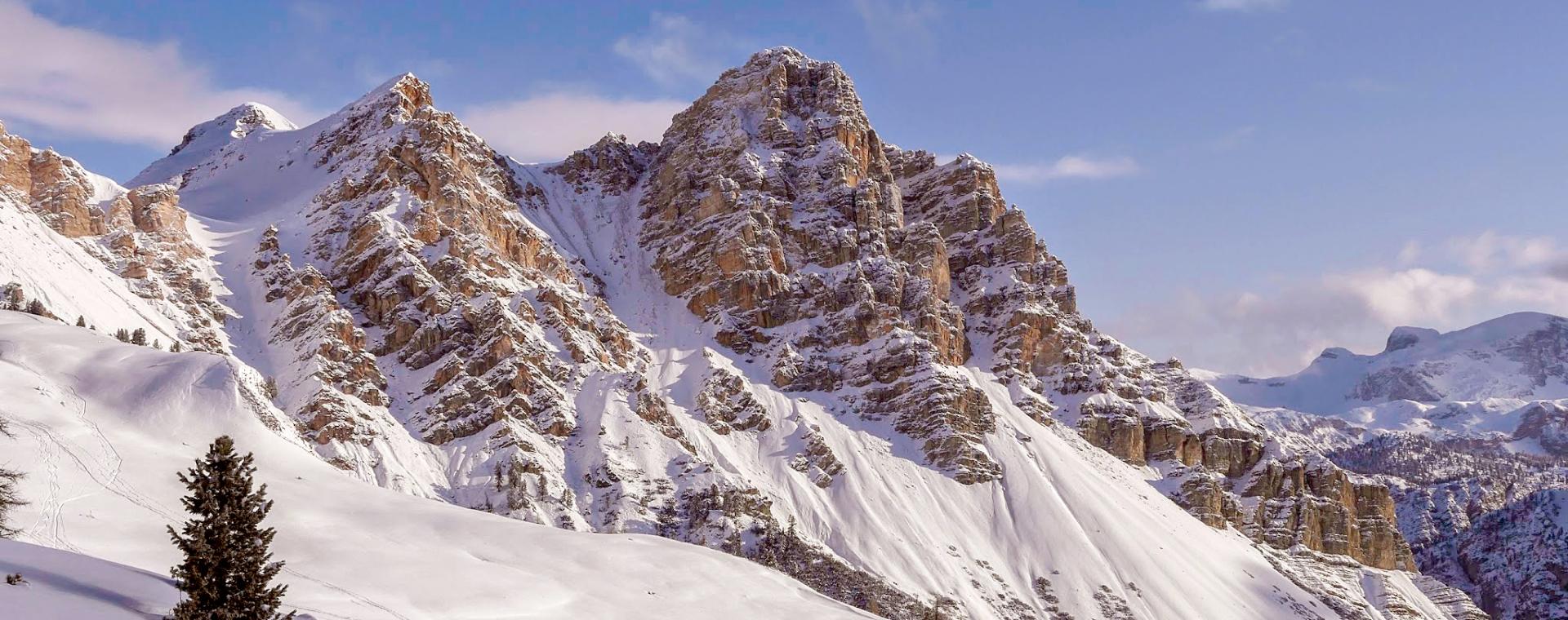 Voyage à pied : Dolomites magiques