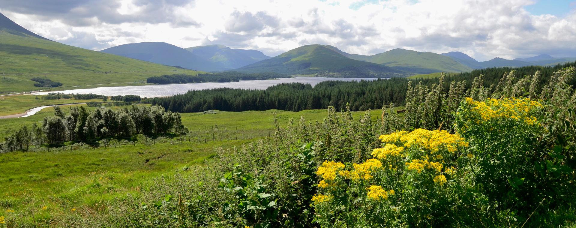 Image Les Highlands et Îles d'Écosse à vélo et bateau