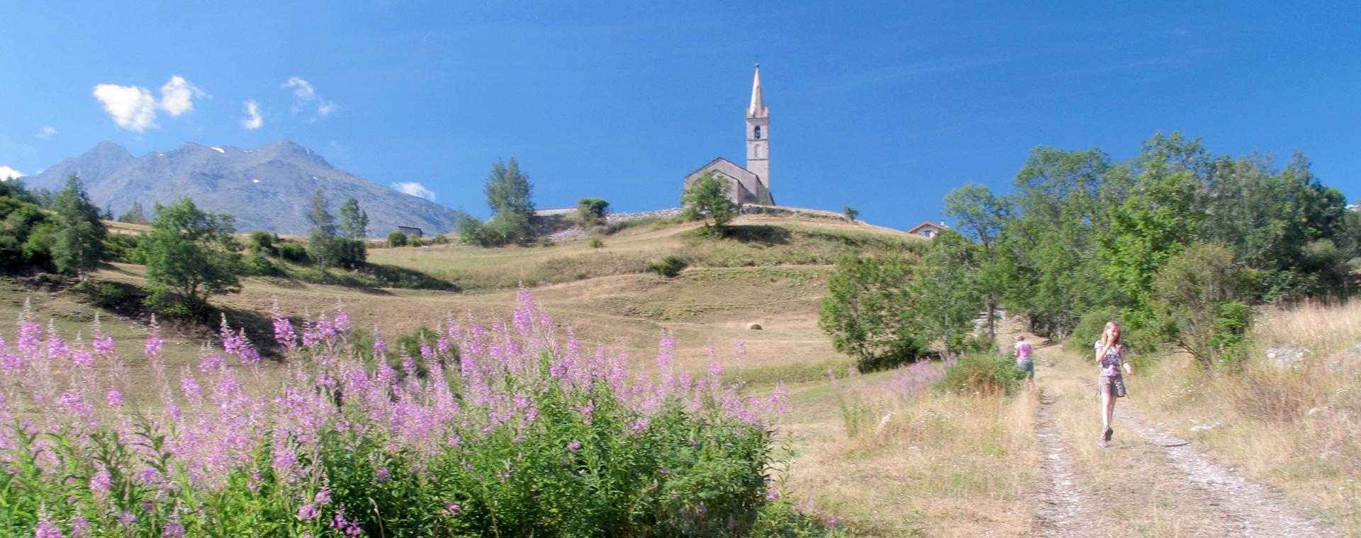 Voyage à pied : Savoie : Le Chemin du Petit Bonheur