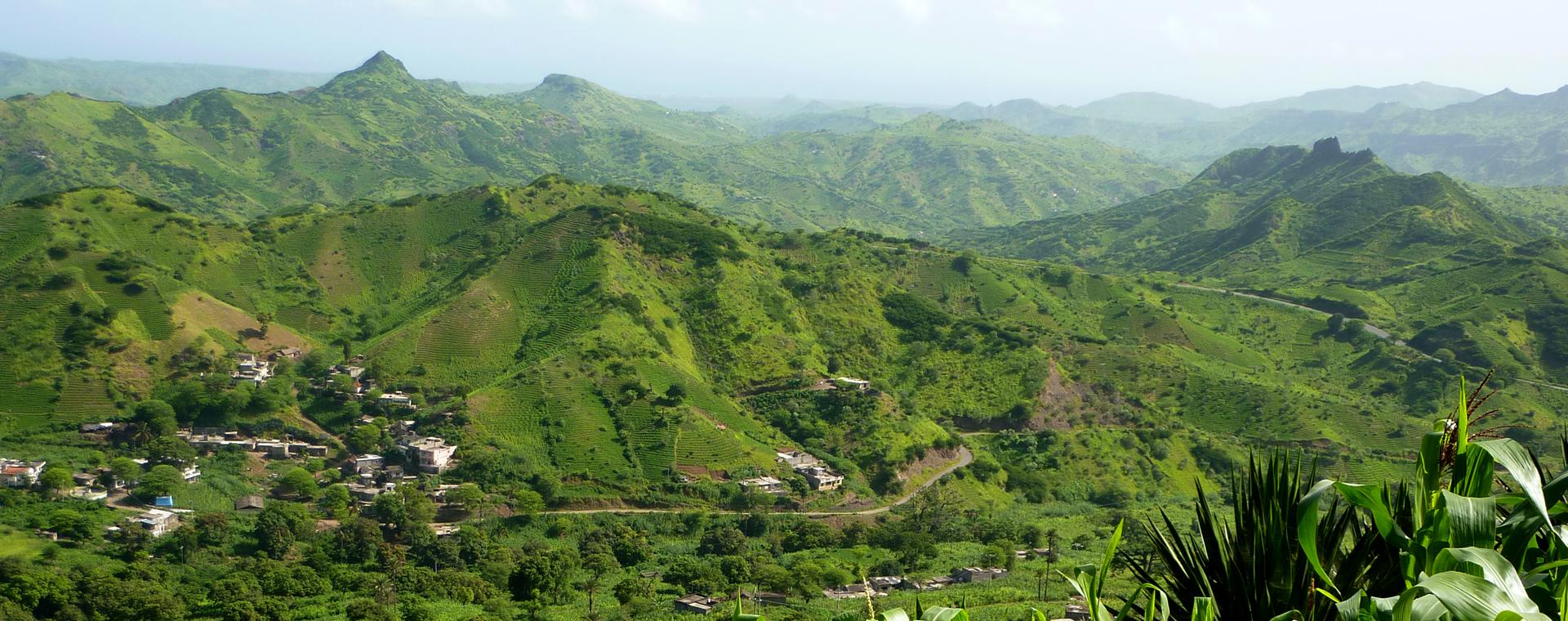 Image L'Archipel du Cap-Vert du Sud au Nord