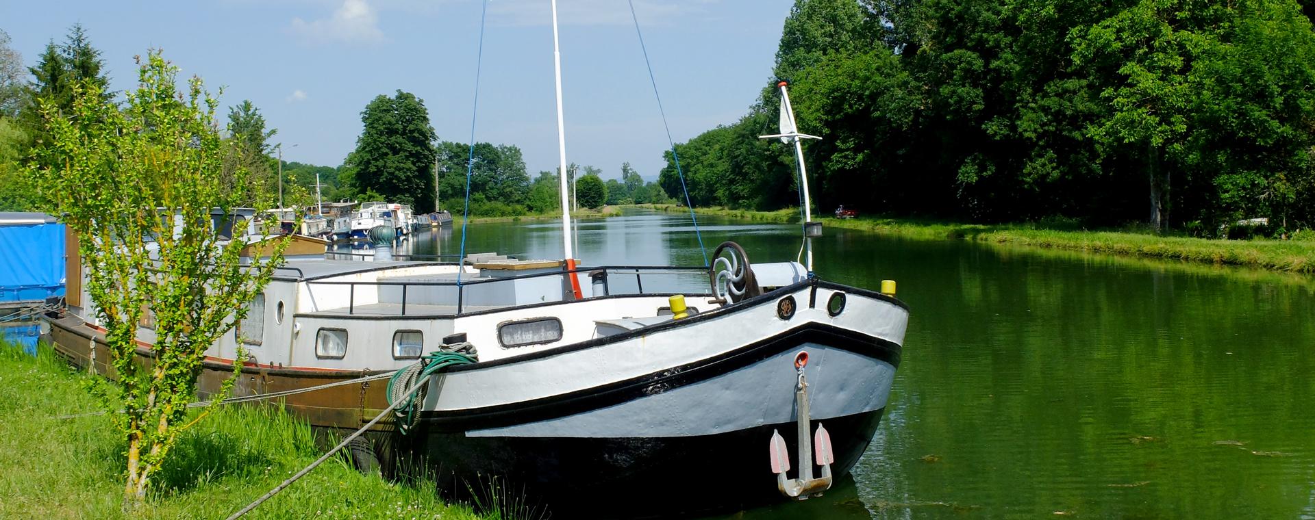 Image Canal de Bourgogne