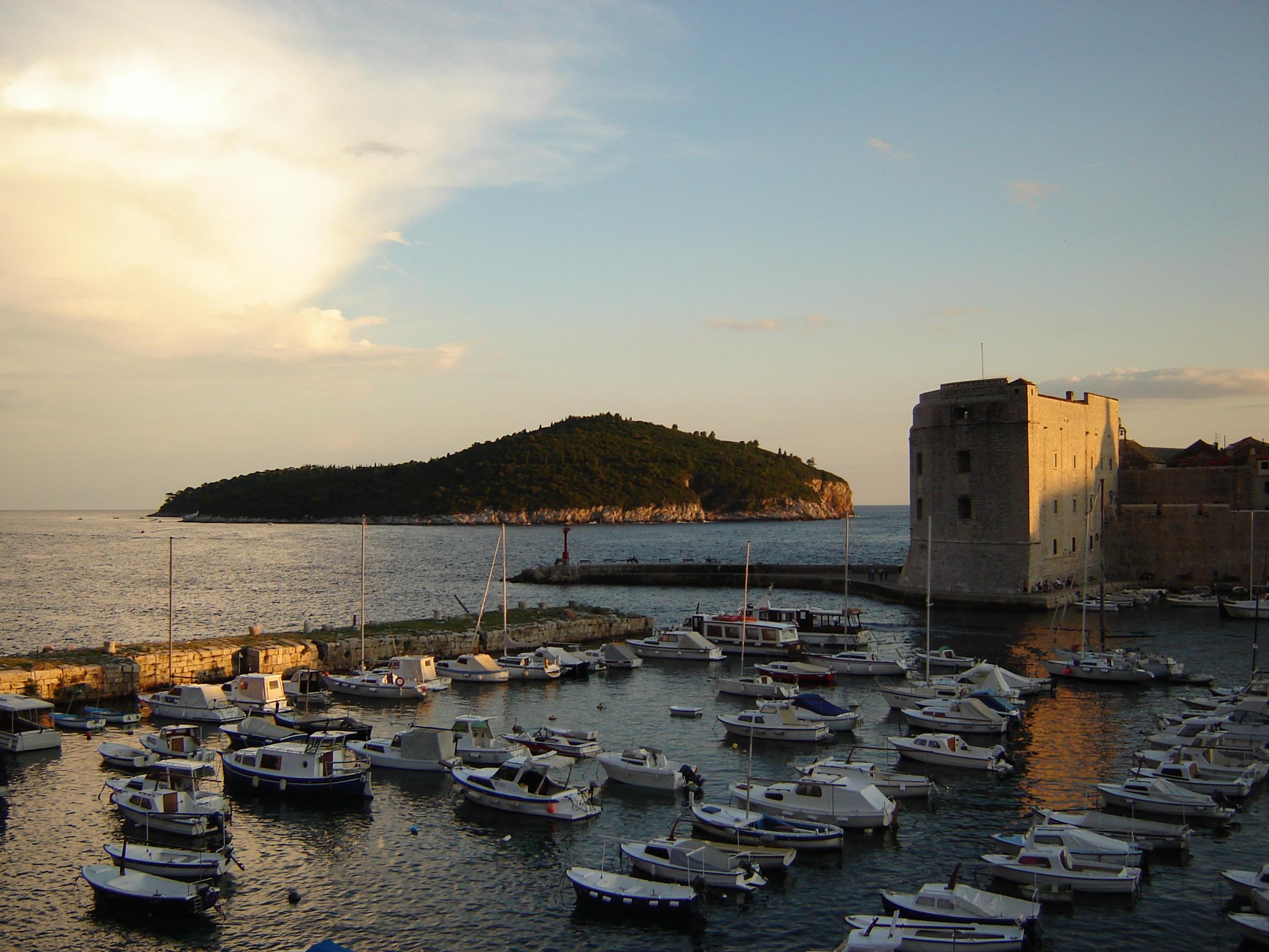 Image La Dalmatie et ses îles