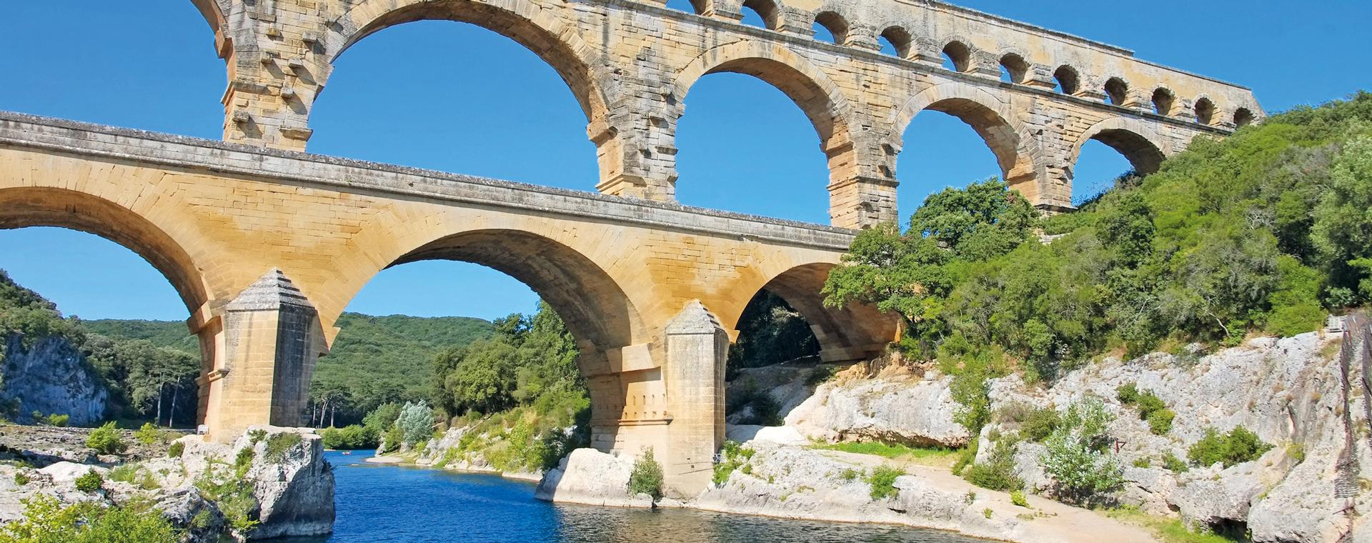 Image Provence et Camargue au fil du Rhône à vélo et bateau