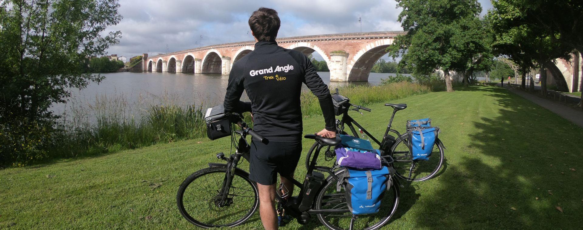 Image Le Canal de la Garonne de Bordeaux à Toulouse