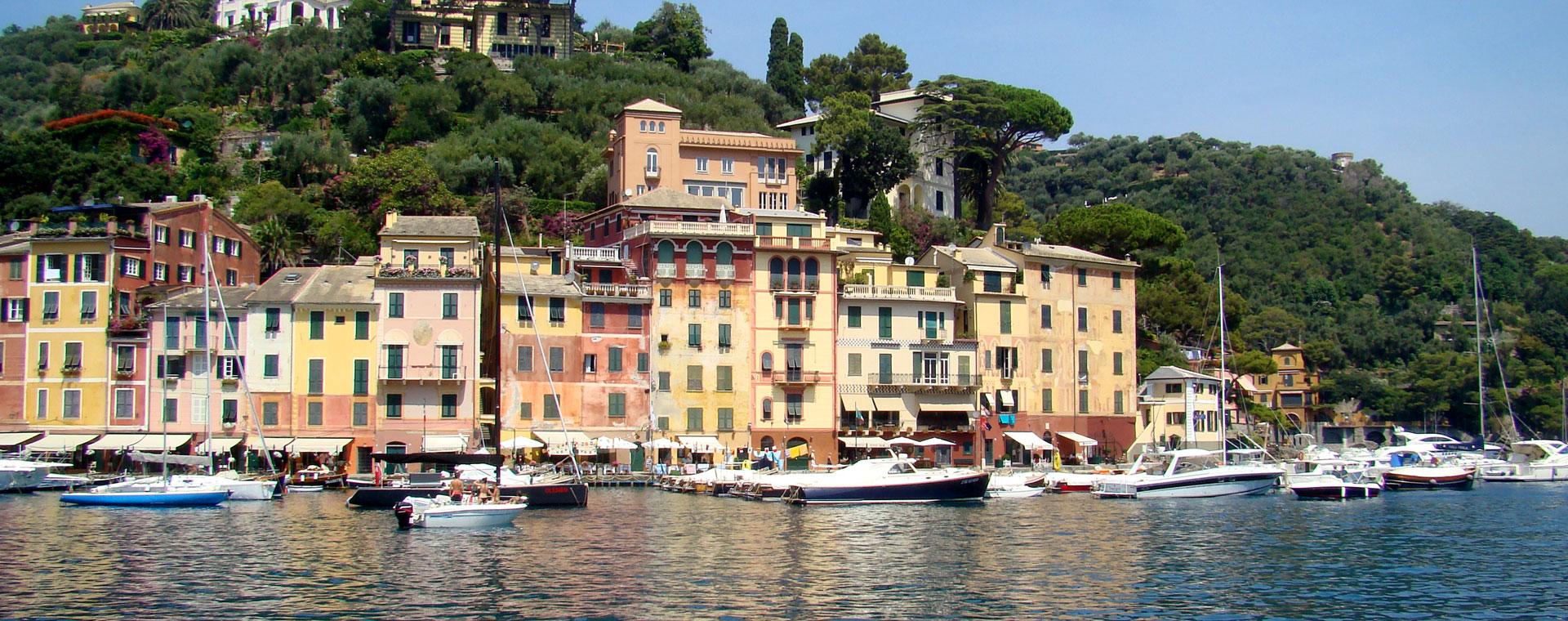 Voyage à pied : Les Cinque Terre et Portofino