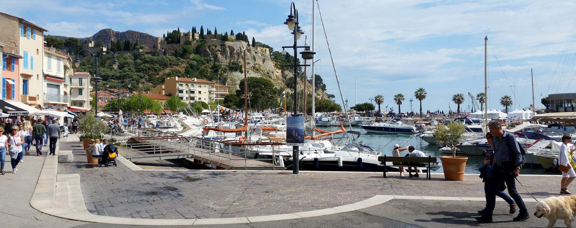 Image Les Calanques, de Marseille à Cassis
