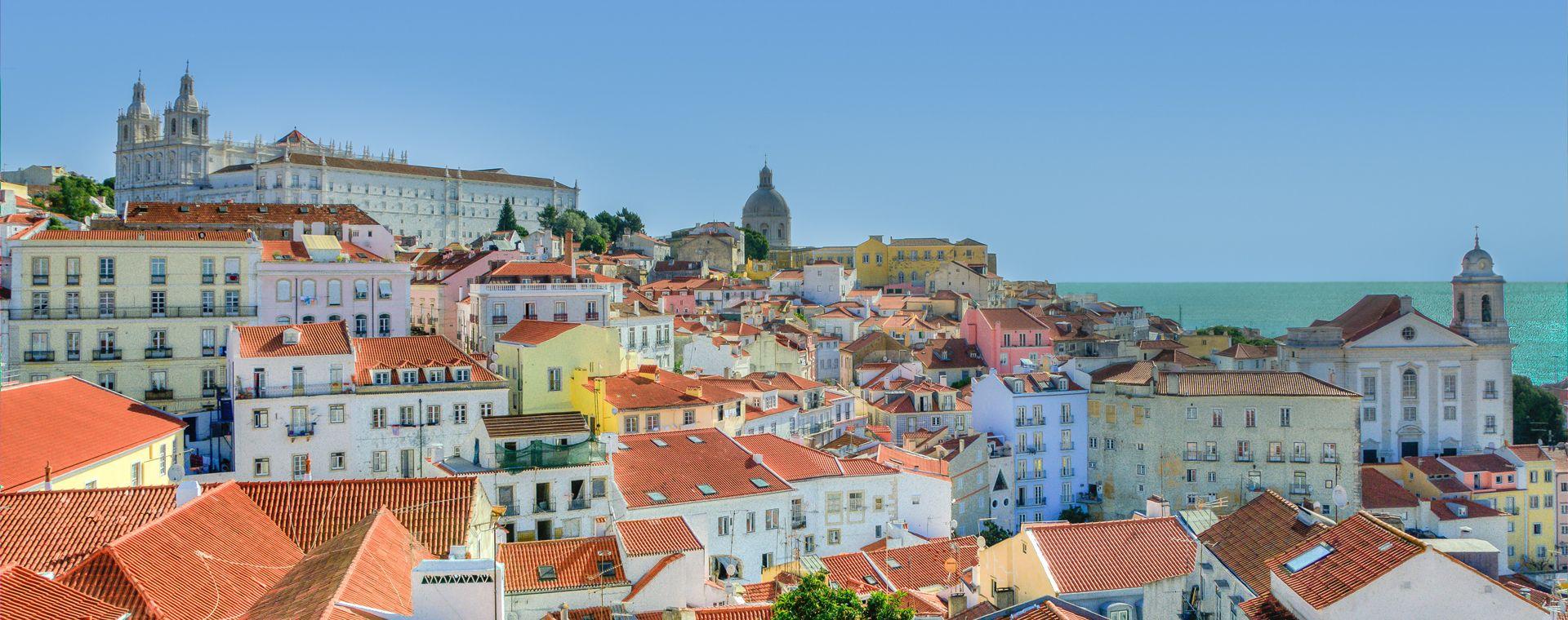 Image De Lisbonne à l'Algarve