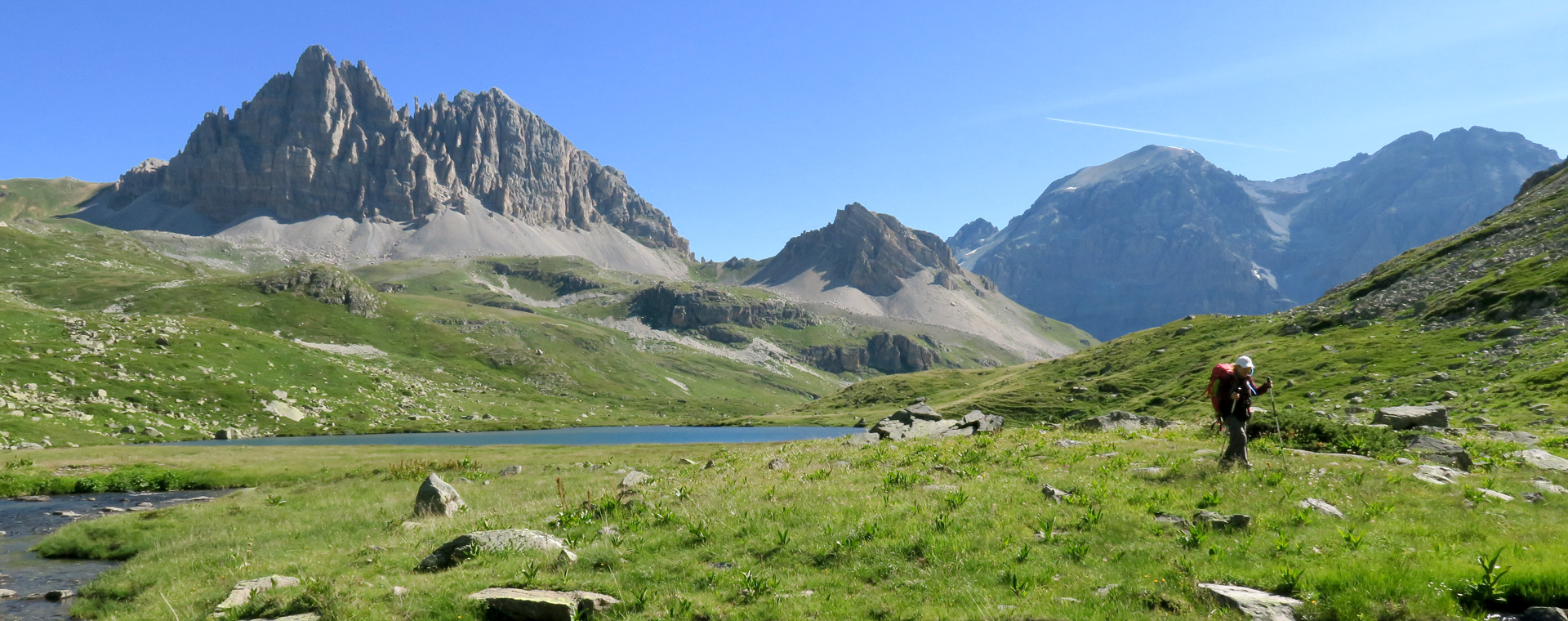 Image Du parc des Écrins à la vallée de la Clarée