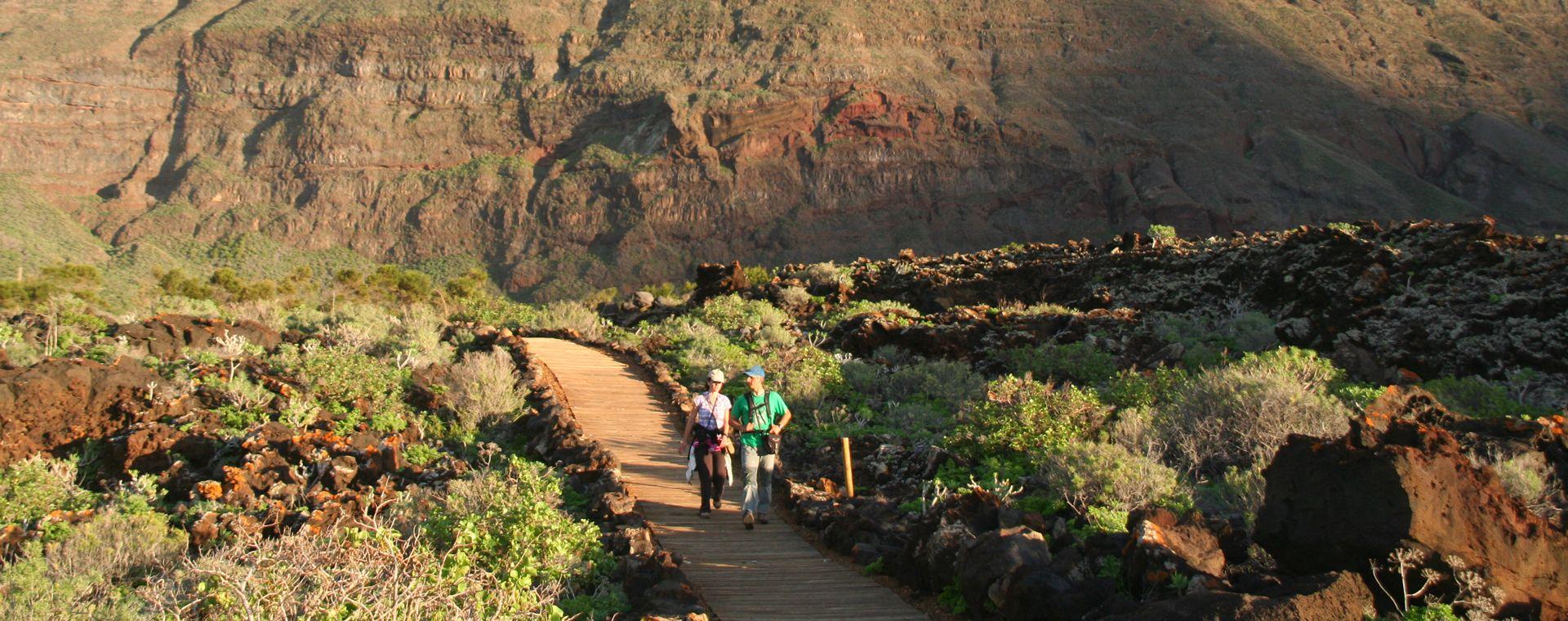 Image Canaries : l'île sauvage d'El Hierro