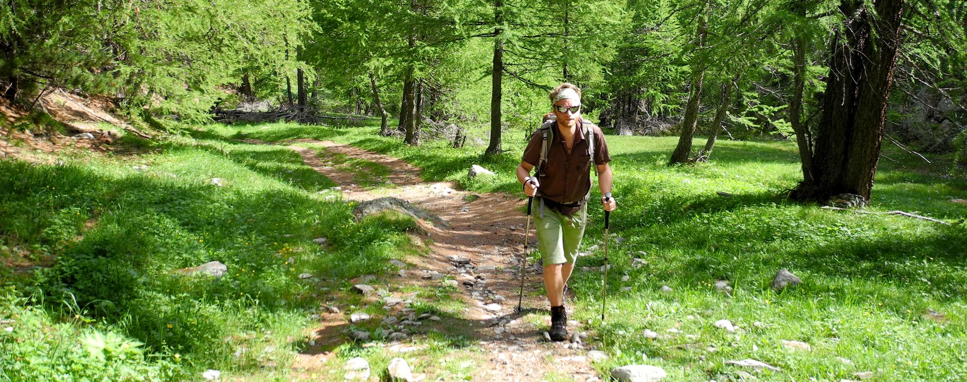 Voyage à pied : Tour du Queyras en hôtels