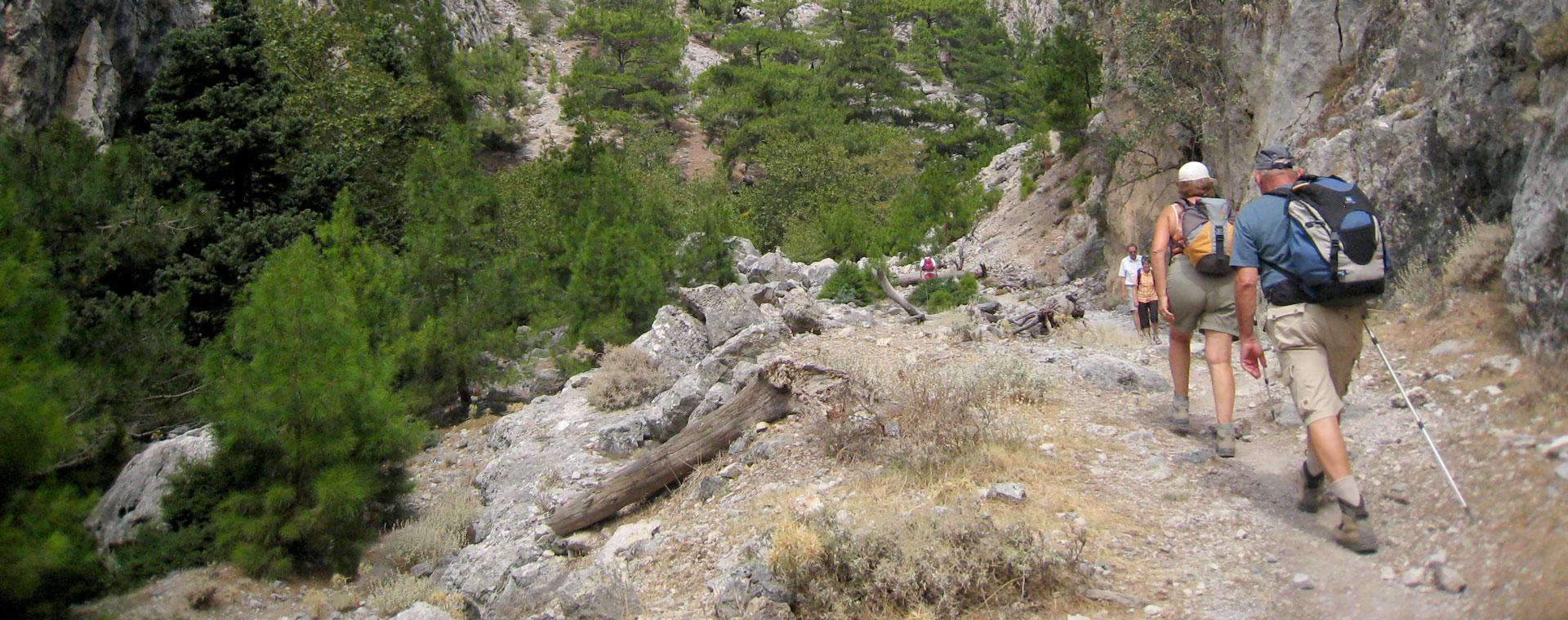 Image La Crète, entre mer et montagnes