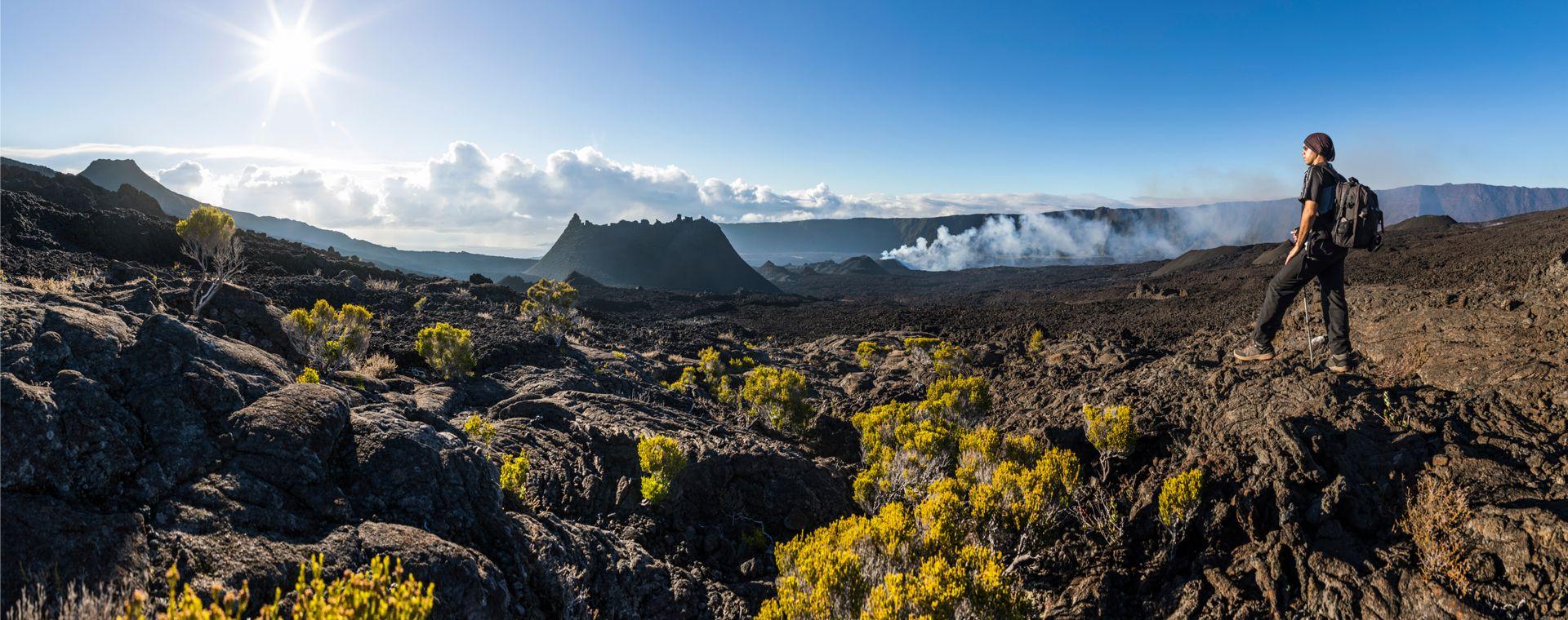 Image Grande traversée de l'île de la Réunion