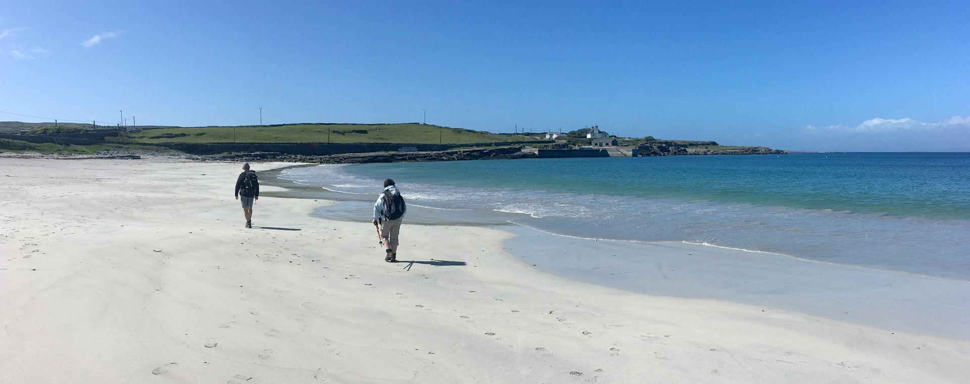 Image Connemara, îles d'Aran et Burren