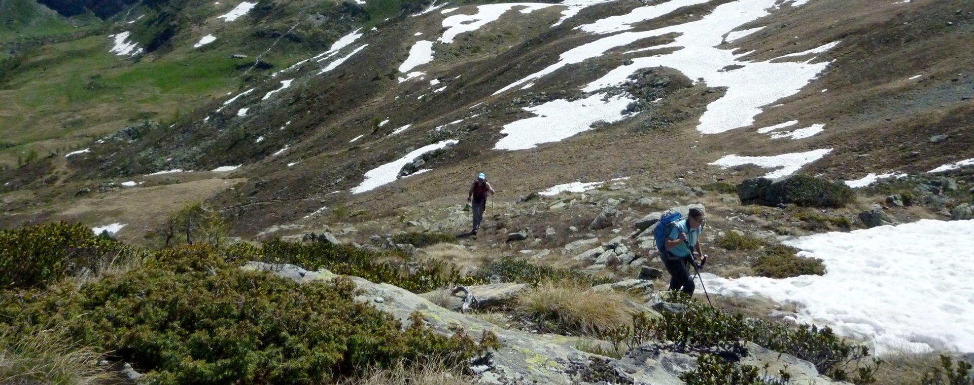 Image Val d'Aoste et Cervin en étoile