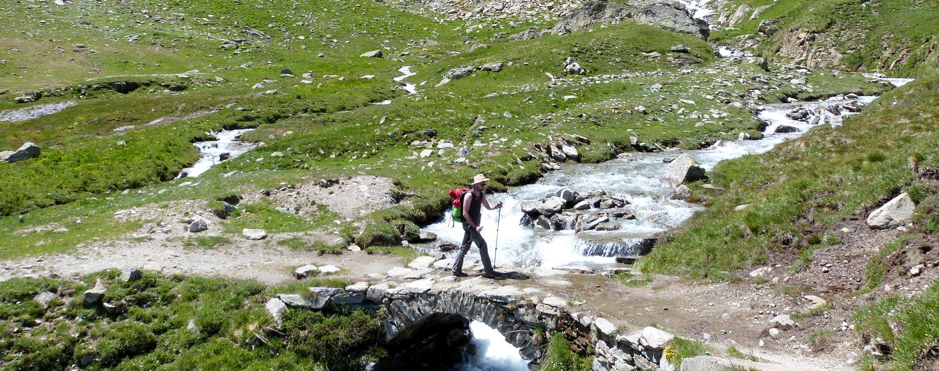 Voyage à pied : Alpes du Nord : Traversée de la Vanoise