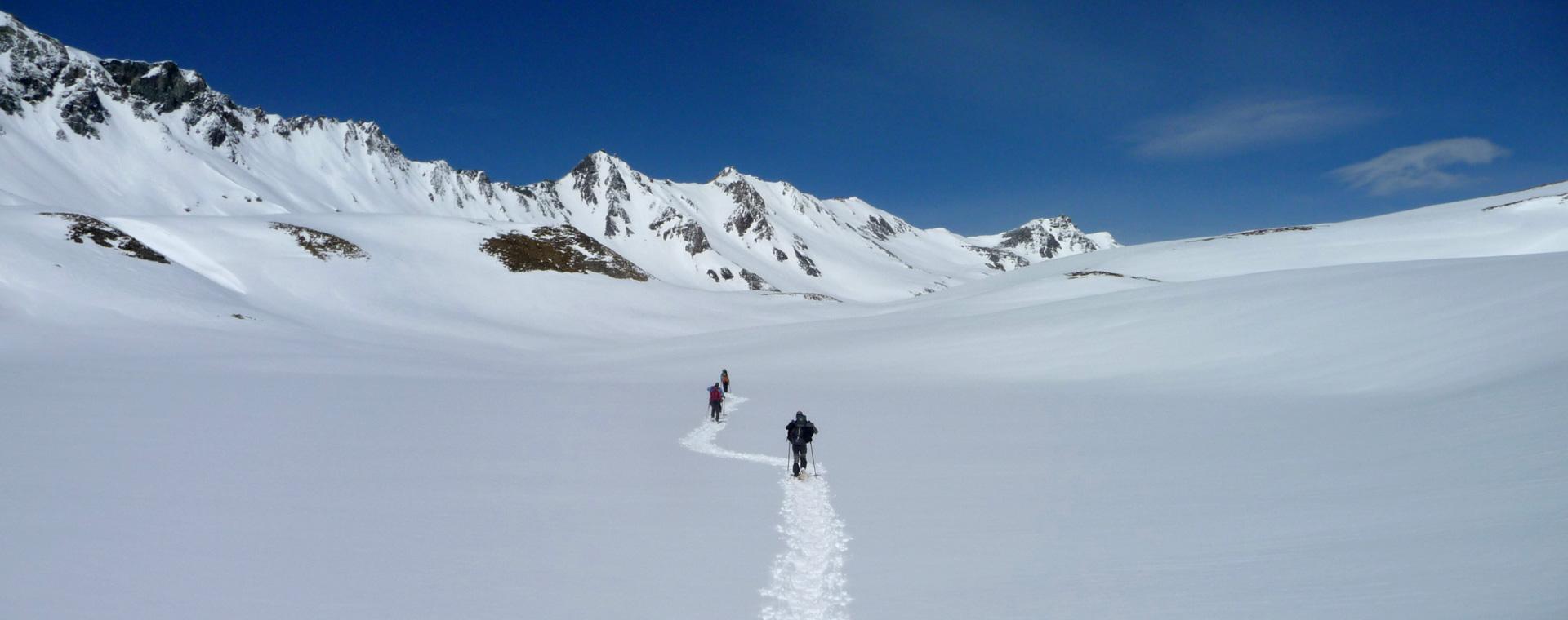 Voyage à pied : Alpes du Nord : Tour de la Vanoise