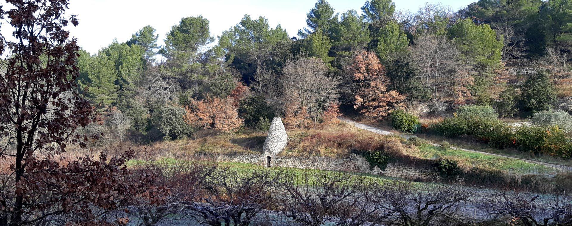 Image Réveillon provençal dans le Luberon