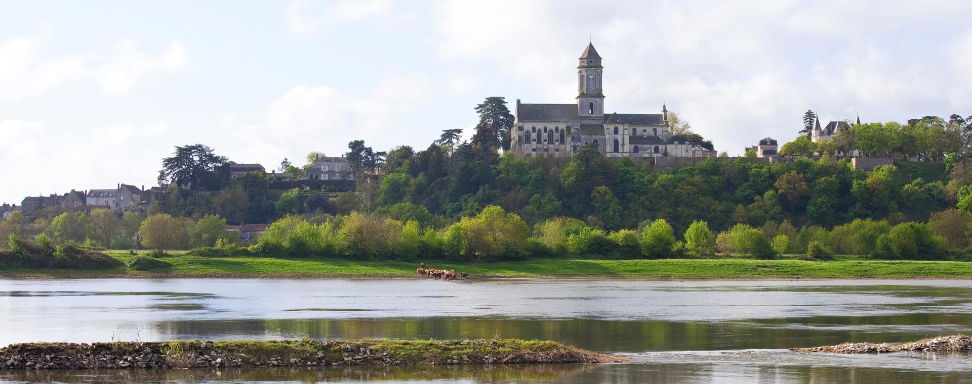 Image La Loire à Vélo, d'Angers à Saint-Brevin