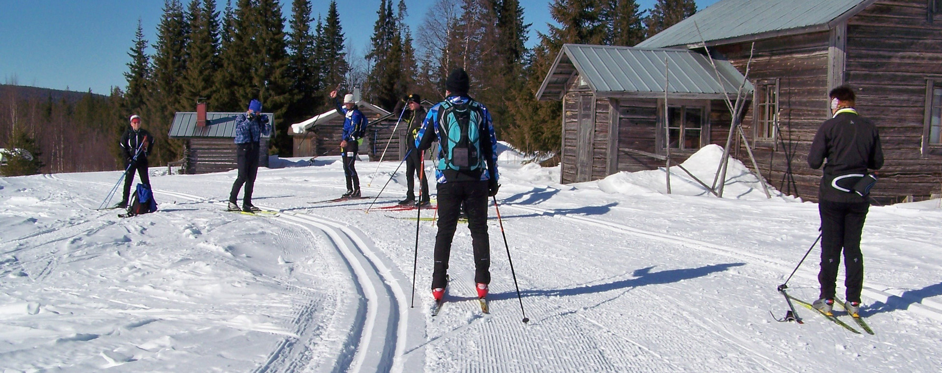 Voyage à la neige : Levi, Laponie finlandaise